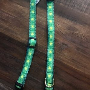Other - St Patrick's Day dog collars-2